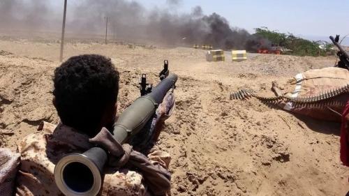 """رفد مقاتليها في جبهة شقرة..  متحدث عسكري: تنظيم """"الإخوان"""" يرسل 3 كتائب عسكرية إلى أبين"""
