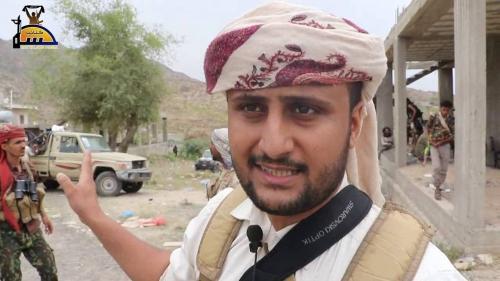 """شرطة لحج تصدر تعميماً لاعتقاله..  تقرير: هل هربت السعودية """"أمجد خالد"""" إلى محافظة شبوة؟"""